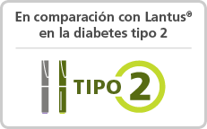 Tresiba® vs Lantus® en la diabetes tipo 2.